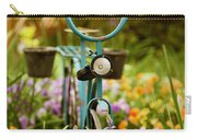 Garden Bicycle Carry-all Pouch