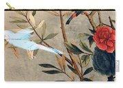 Garden Bird Carry-all Pouch