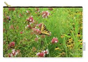 Garden Butterfly Carry-all Pouch