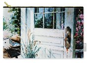 Garden Chores Carry-all Pouch by Hanne Lore Koehler
