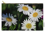 Garden Daisies Carry-all Pouch