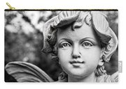 Garden Fairy - Bw Carry-all Pouch