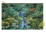 Garden Falls Carry-all Pouch