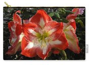 Garden Flowers Carry-all Pouch