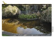 Garden Fountain Pond Carry-all Pouch
