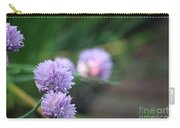 Garden Fresh Chives Carry-all Pouch