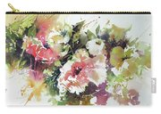 Garden Gaiety Carry-all Pouch