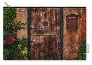 Garden Gate Carry-all Pouch