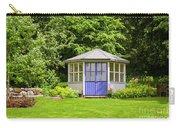 Garden Gazebo House Carry-all Pouch