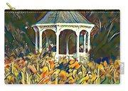 Garden Gazebo Watercolor Carry-all Pouch