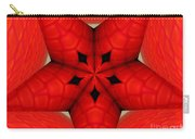 Garden Glass Orb Kaleidoscope Abstract Carry-all Pouch
