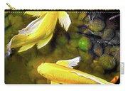 Garden Goldenfish Carry-all Pouch