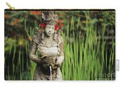Garden In Bali Carry-all Pouch