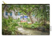 Garden In The Square Carry-all Pouch