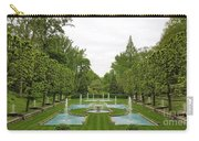 Italian Fountains Of The Garden Carry-all Pouch
