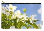 Garden Jasmin Carry-all Pouch