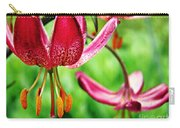 Garden Jewels 1 Carry-all Pouch