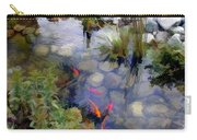 Garden Koi Pond Carry-all Pouch