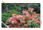 Garden Oasis Carry-all Pouch