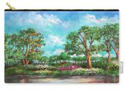 Summer In The Garden Of Eden Carry-all Pouch