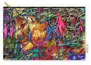 Garden Of Forgiveness Carry-all Pouch by Kurt Van Wagner