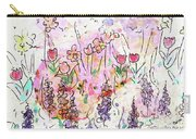 Garden Of Hope  Carry-all Pouch