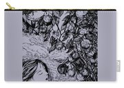 Garden Of Temptation Carry-all Pouch