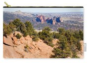 Garden Of The Gods And Springs West Side Carry-all Pouch