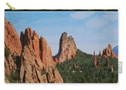 Garden Of The Gods Colorado De  Carry-all Pouch