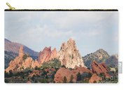 Garden Of The Gods From A Distance Carry-all Pouch
