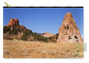 Garden Of The Gods View Carry-all Pouch