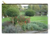 Garden On The Banks Of The Nore Carry-all Pouch