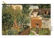 Garden Path In Louveciennes Carry-all Pouch