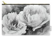 Garden Peonies Carry-all Pouch