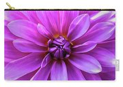 Garden Pink Carry-all Pouch