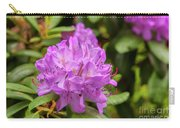 Garden Rhodoendron Plant Carry-all Pouch