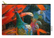Garden Rooster Carry-all Pouch