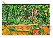 Garden Sketches 1 Carry-all Pouch