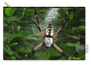 Garden Spider Carry-all Pouch