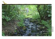 Garden Springs Creek In Spokane Carry-all Pouch