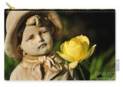 Garden Statue Carry-all Pouch by Kaye Menner