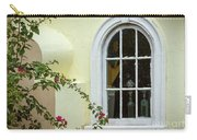 Garden Window Carry-all Pouch by Todd Blanchard