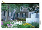 Gardens At The Burton-ingram House - Lewes Delaware Carry-all Pouch