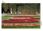 Gardens Of The Schloss  Schonbrunn  Vienna Austria Carry-all Pouch