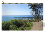 Gardens Overview - Lyme Regis Carry-all Pouch