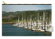 Garibaldi Oregon Marina Carry-all Pouch