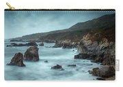 Garrapata Beach, Big Sur, California Carry-all Pouch
