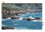 Garrapata State Park 2 Carry-all Pouch