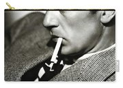 Gary Cooper Smoking C.1935 Carry-all Pouch