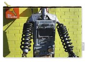 Gas Station Robot Carry-all Pouch